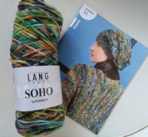 KundenInnenprojekt Pullover Soho Material