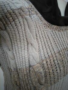 KundInnen Projekt Kleid Mulberry Silk