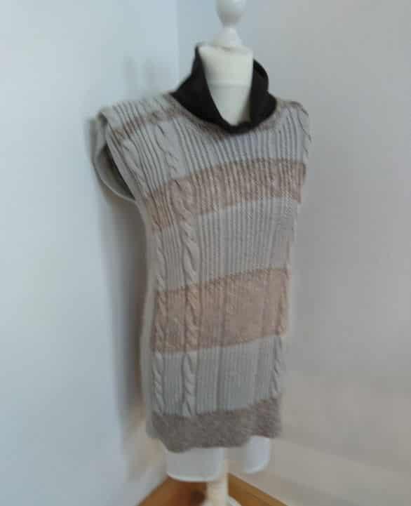 KundInnenprojekt Kleid aus Seide