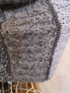 KundInnenprojekt Schal Muster 1