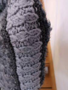 KundInnenprojekt Schal Muster 2